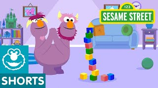Sesame Street Monster Meditation #4: Try Try Again with Two-Headed Monster and Headspace