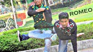Proper Patola - Diljit Dosanjh ft  Badshah | Lyrical Hip Hop Dance | Romeo n' Rajesh Choreography