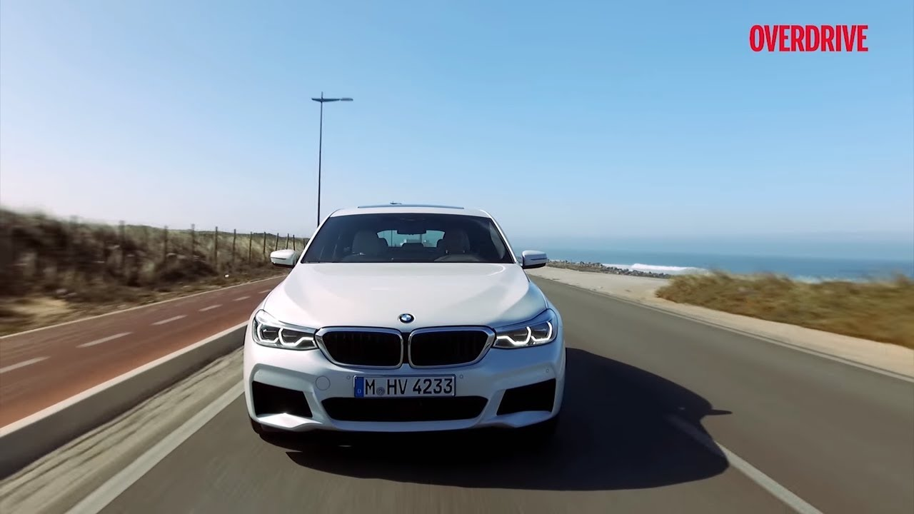 2018 Bmw 6 Series Gt First Drive Xdrive 640i Overdrive Youtube