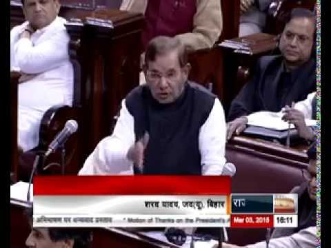 WHen Narendra MODi & SHarad Yadav StriKed During a DeBate in ParLiament