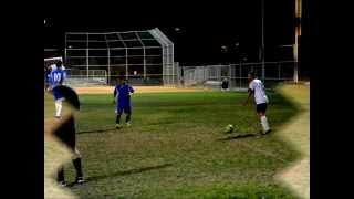 EPSL adult soccer Chapin VS Aguilas