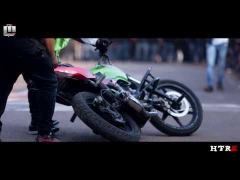 HTRZ MOTO INDIA - STUNT SHOW   VIBRANIUM 2017