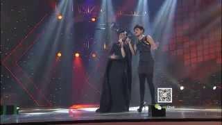 Anugerah Blokbuster 2 - Jaclyn Victor dan Dayang Nurfaizah