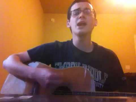 Ron Pope - Fireflies acoustic cover