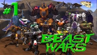Beast Wars Transformers - Part 1 - Maximals or Predicons?