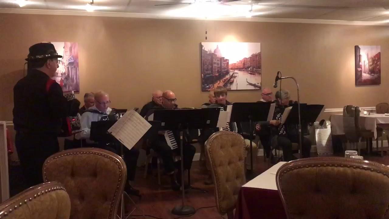 Hudson Valley Accordion Ensemble- Just Because Polka - YouTube