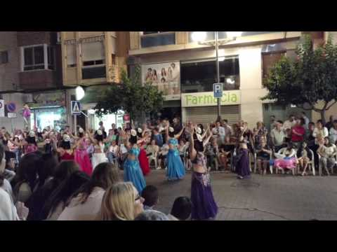 Moros i christianos, Sagunto Spain. 2016. Part II