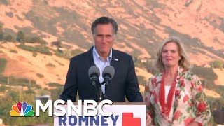 Mitt Romney Wins Utah Primary, Publishes Op-Ed On President Trump Agenda | Morning Joe | MSNBC