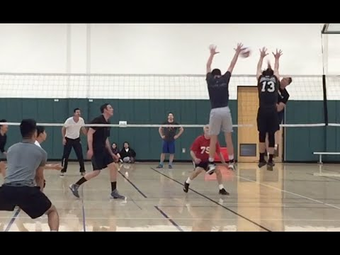 Open Gym (3/10/16) Volleyball Highlights