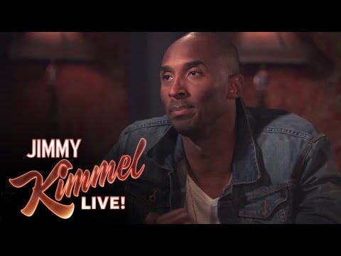 Thumbnail: 3 Ridiculous Questions with Kobe Bryant