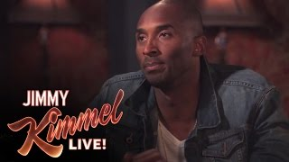 3 Ridiculous Questions with Kobe Bryant thumbnail