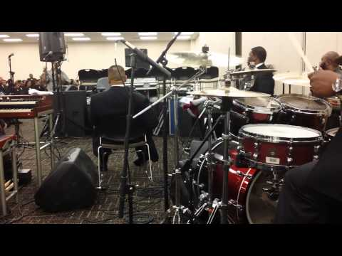 COGIC IMD Friday night rehearsal