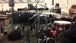 COGIC IMD Friday night rehearsal