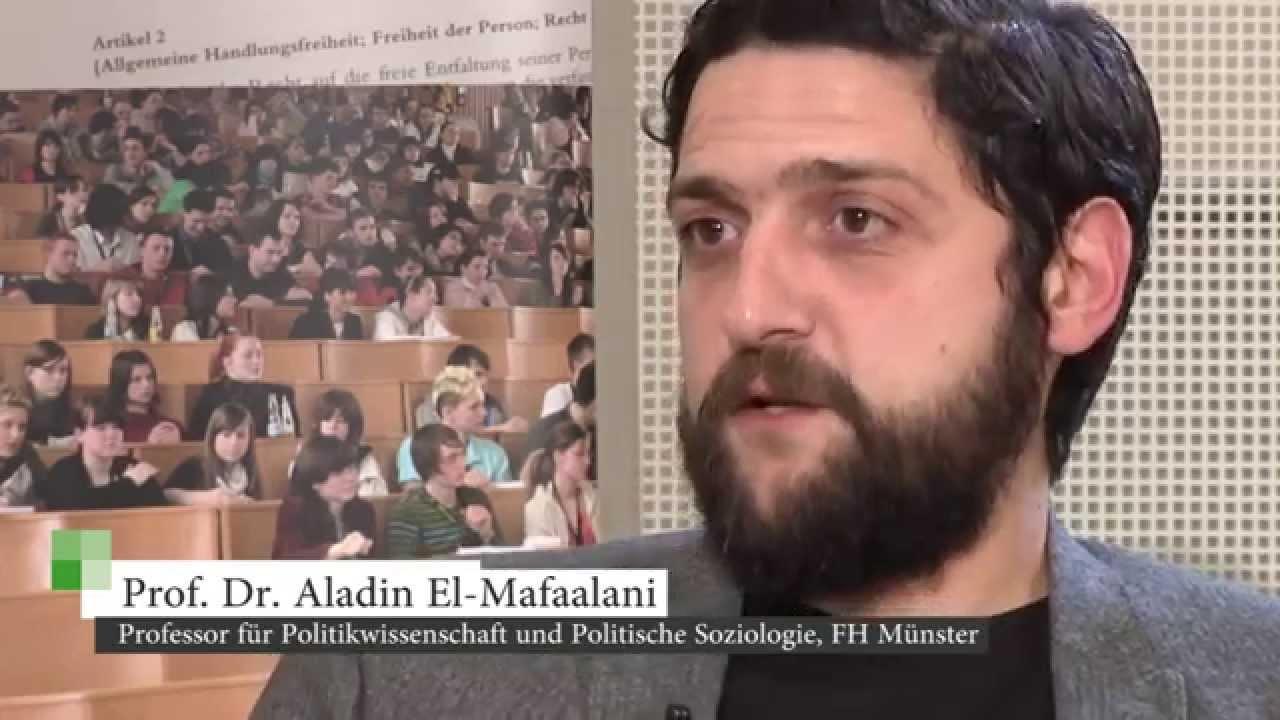 Youtube Video: Donnerstagsgespräch: Prof. Aladin El-Mafaalani - Welcher Islam passt zu Deutschland?