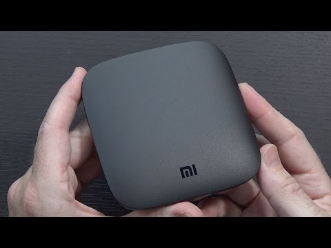 Best Android TV Box 2016? Xiaomi Mi Box