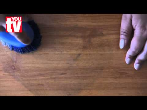 Tip How To Remove Permanent Marker From Laminated Flooring Youtube