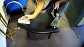 Химчистка офисного стула(, 2016-02-18T12:18:54.000Z)