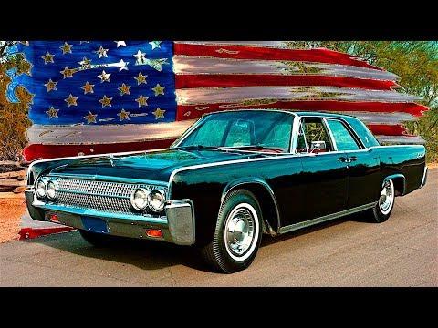 ТОП 10 Лучшие Американские Автомобили 60-х (Легендарные СЕДАНЫ из США)