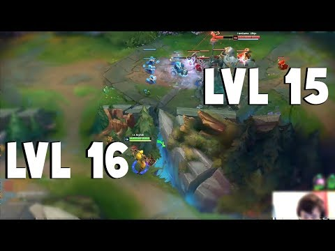 This is LVL 16 Zed vs LVL 15 Fight Tells Something About League of Legends | Funny LoL Series #529