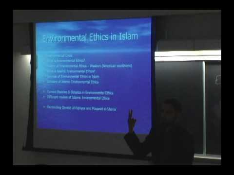 Environmental Ethics in Islam 1