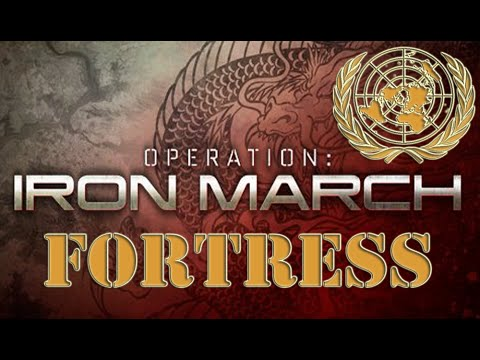 """War Commander"" Operation Iron March Event Wave 30 (Fortress)"