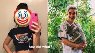 What really happened between Alexis Torres and Daniel Seavey//cookingcorbyn