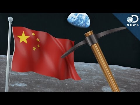 China's Crazy Plan To Mine The Moon