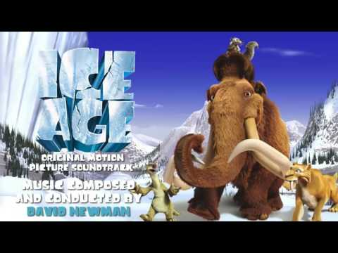 OPENING TRAVEL | ICE AGE | SOUNDTRACK BY DAVID NEWMAN