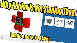 Perché Roblox non sta fermando la truffa /Spam bots mentre c'è un modo?!