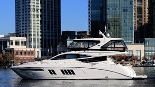 2016 Sea Ray L650 Fly Boat For Sale at MarineMax Baltimore