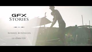 GFX stories with Rommel Bundalian GF45mmF2.8 R WR / FUJIFILM