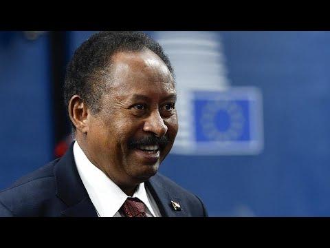 رئيس الوزراء السوداني ليورونيوز: طلبنا مساعدة الاتحاد الأوروبي لتجاوز الأزمة الاقتصادية …  - 21:58-2019 / 11 / 12