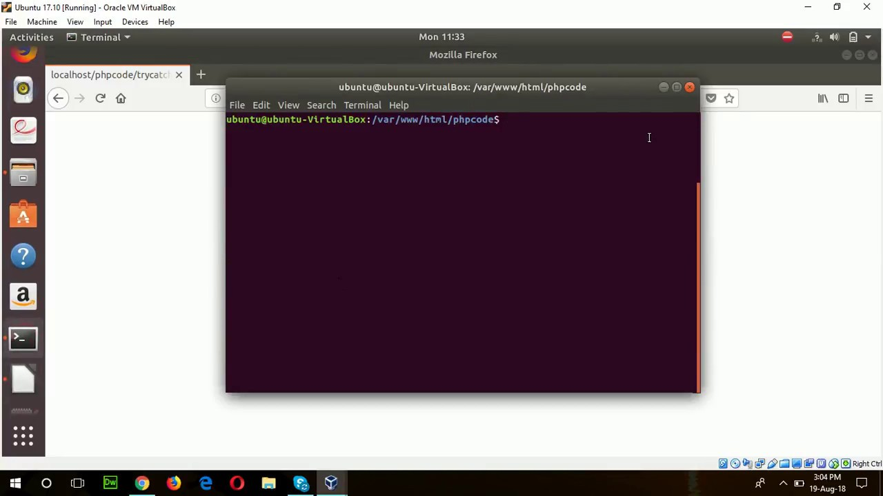 How to Apply Try Catch Block in PHP – Linux Hint