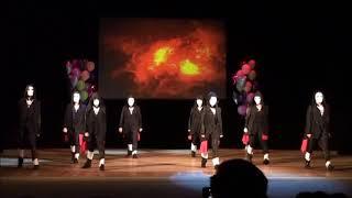 26 мая 2018г. VG - 4 группа. ВСАДНИКИ. Школа танца Виктории Гофман. № 20.