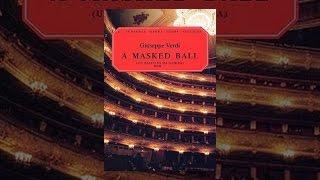 Maschera, Act II Giuseppe Verdi - un Ballo