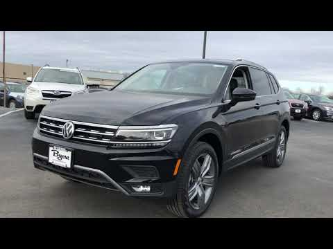 2019 Volkswagen Tiguan SEL Premium For Sale Columbus Ohio 191580