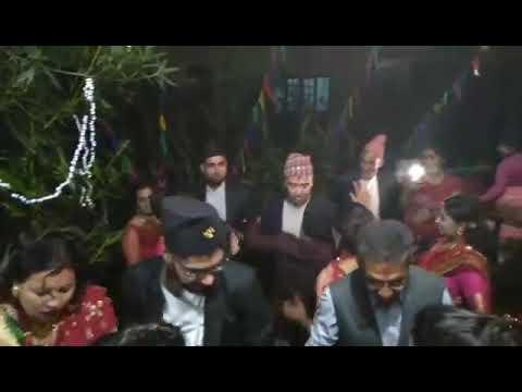 Bibek Pokhrel Wedding