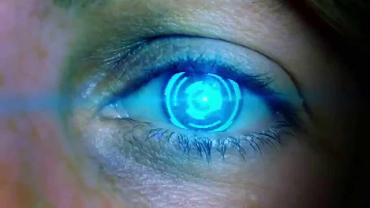 Effet de l 39 oeil de robot sur adobe after effect cs6 youtube - Oeil qui gonfle d un coup ...