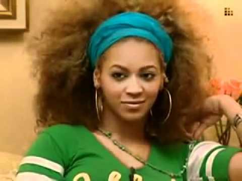 Beyoncé Interview 2002 Part 1