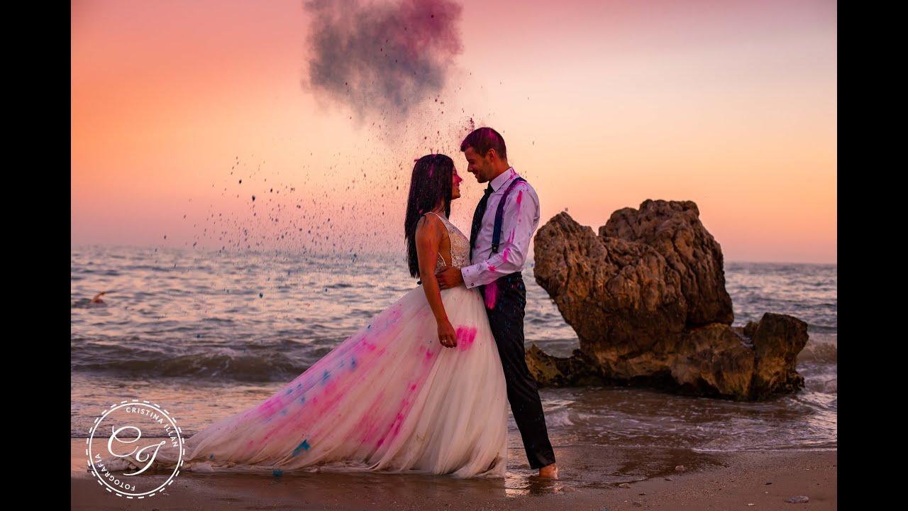 Teaser boda B&J  Cristina Illán & Urko Linaza