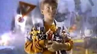 mighty morphin power rangers toy cm