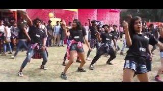 FLASHMOB 2016 |BOLLYWOOD| by team shaadi choreography