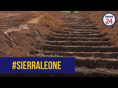 WATCH: 500 people confirmed dead and 810 missing in Sierra Leone mudslide