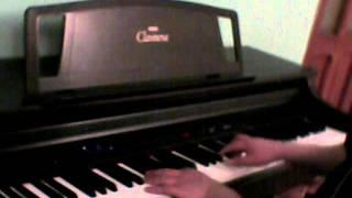 Mecano - Hijo de la Luna (Piano Cover: Javier Anibarro Z.)