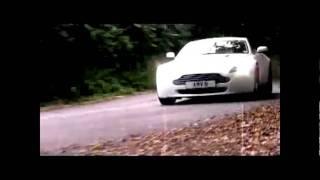 Aston Martin V8 Vantage Test Drive