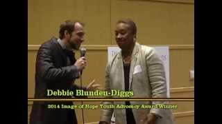 Image of Hope Youth Advocacy Awards Winner - Debbie Blunden Diggs