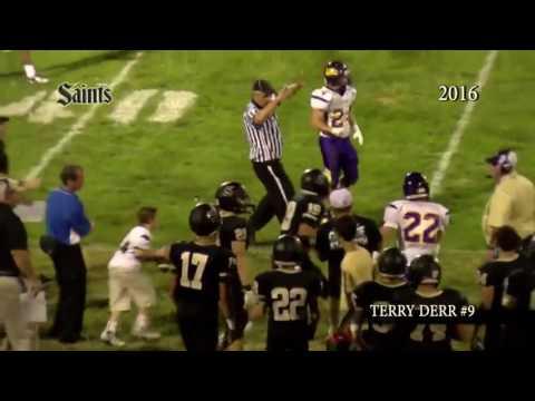 Terry Derr QB - 2015/2016 (weeks 1-5) Highlights