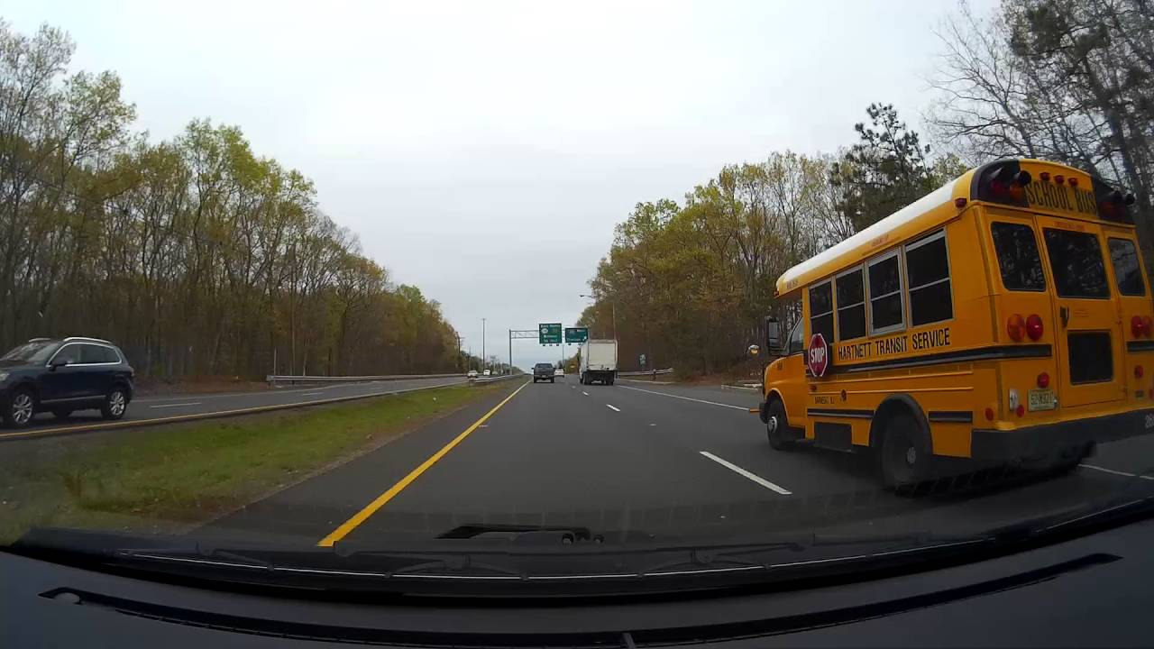 NJ 34- Collingwood Circle to Brielle (NJ 70/35) (southbound) - YouTube