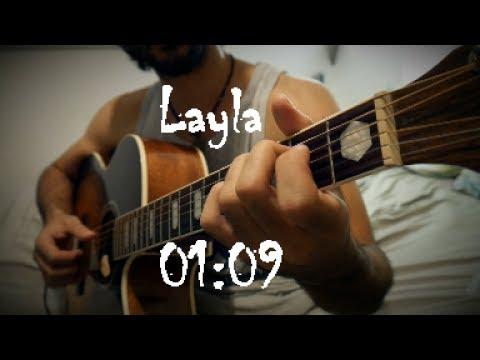 Elad Ashkenazi Layla Acoustic Outro Melody Youtube
