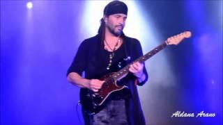 Solo de guitarra de Sergio Vallin, homenaje a Cerati!